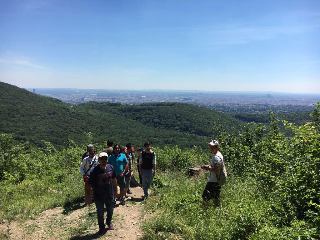 Ausflug Wienerwald